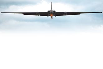 美U-2偵察機 安裝陸北斗系統