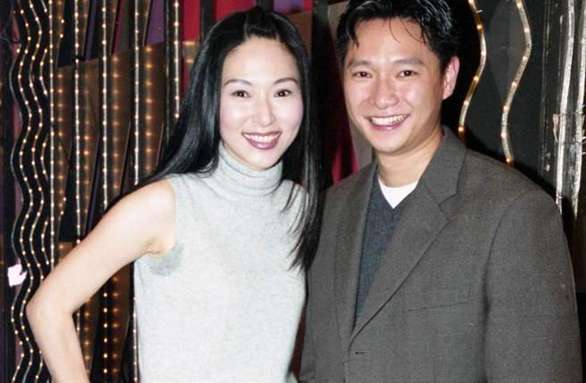 張玉嬿曾跟謝祖武有過一段3年的感情。(中時資料照片)