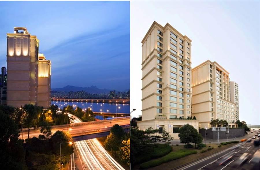 朴敘俊被爆料所買的豪宅是位於江南清潭洞的58.5億韓元豪宅。(圖/翻攝自韓網)