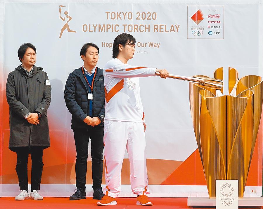 3月12日東京奧運會聖火採集活動將受疫情直接影響。(CFP)