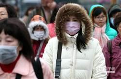 周日強烈冷氣團降至10度 明午後變天全台濕冷