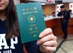 全球疫情升溫 3月護照申辦減8成