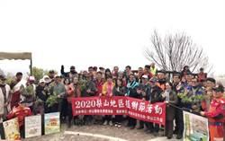 參山風景區推永續生態旅遊 梨山廣植500株楓櫻