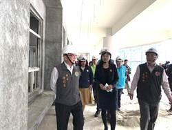 建功國小預計7月完工 將開辦非營利幼兒園