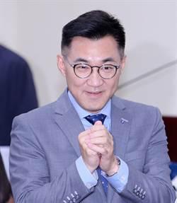 江啟臣公布第一波9位人事 祕書長李乾龍出任
