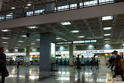17年來首見!首爾金浦機場無國際航班起降