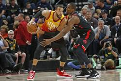 NBA》過去6戰跟戈貝爾接觸 伊巴卡最久