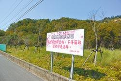 苑裡櫻花休憩區 擬轉型鐵馬驛站