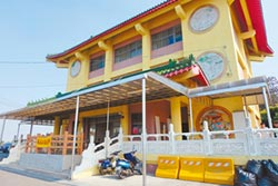 北港鎮公所 增建第3納骨塔