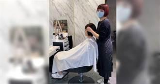 【疫情下生活】美髮師近距離接觸「患者」 風險不輸醫護人員