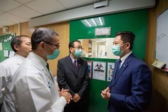 新竹馬偕成立實驗室 檢測新冠肺炎神速