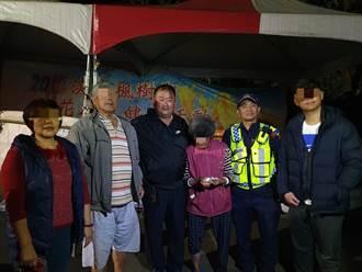 知名賞花社區暗夜現身影 居民驚「看到鬼」報警