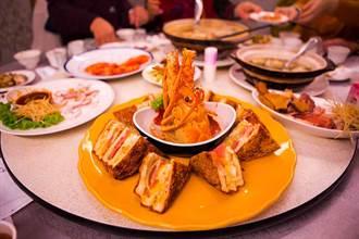 5張國宴菜單反映台灣軌跡 李登輝排場最猛