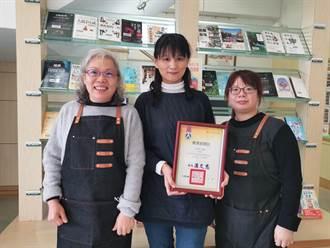 三灣鄉圖書館連6年得教育部借閱率表現首獎