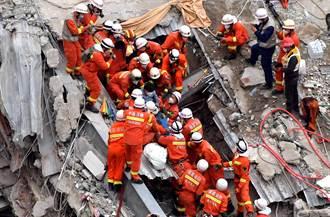 泉州倒塌酒店最後受困者遺體尋獲 總計29死42傷