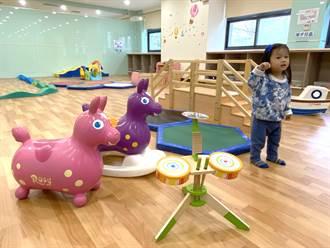 親子館人驟減外借增 議員促玩具銀行