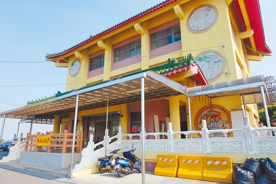 解決身後事,雲林縣北港鎮公所將增建第3納骨塔。(張朝欣攝)