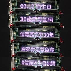 新冠肺炎期間 台北101觀景台營業時間縮短3小時