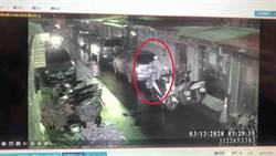 男偕女友返家遇埋伏 男子左大腿中2槍