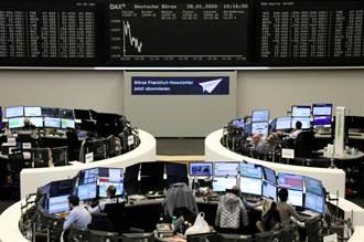 黑色星期四 歐洲三大股市紛紛崩盤創紀錄