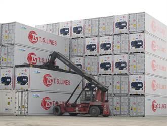 德翔開泰國第八條航線 大幅提高冷凍櫃運送能力