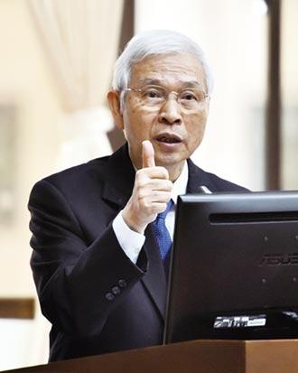 楊金龍談貨幣政策三指標 央行降息 進入倒數計時
