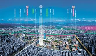 2020副都心建設起飛年 勝旺興擁3大優勢