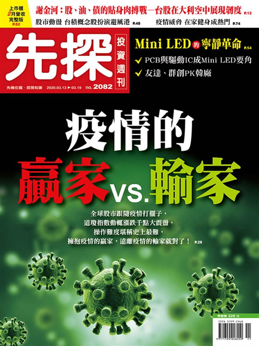 《先探投資週刊2082期》