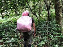 林務局森林的守護神 深山特遣隊出任務