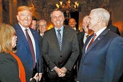巴西總統傳確診 川普剉咧等