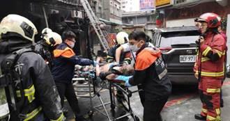華西街惡火釀4死1命危 阿公店打烊不到1小時就起火