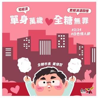 黃偉哲PO文「台南連空氣都含糖」  竟引他留言行銷屏東可可