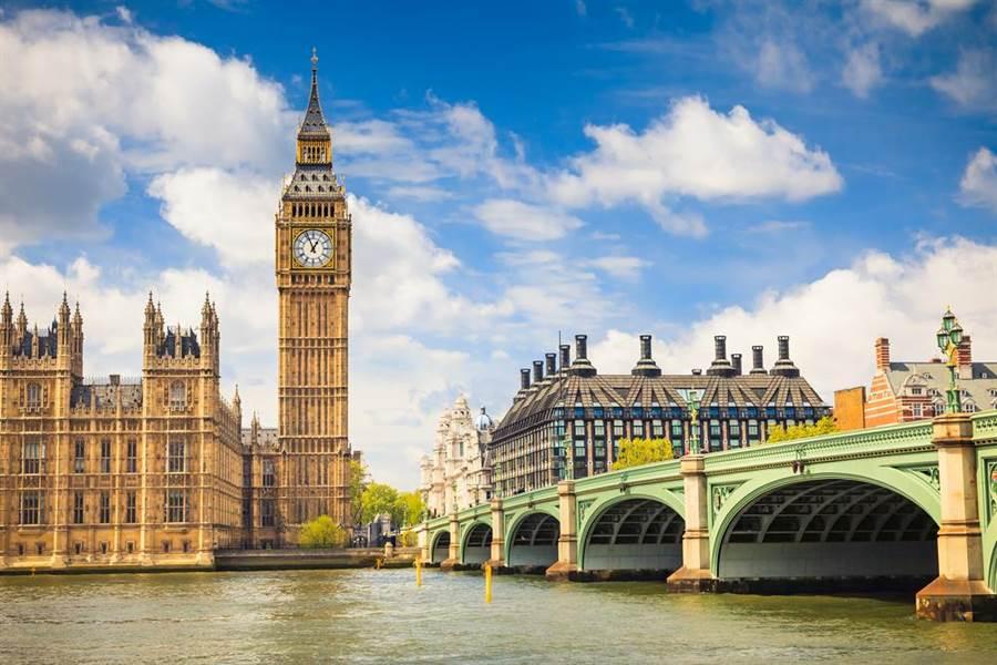 英國防疫第二階段新政策,遭批物競天擇,適者生存,人民只能靠自己。(圖/Shutterstock)