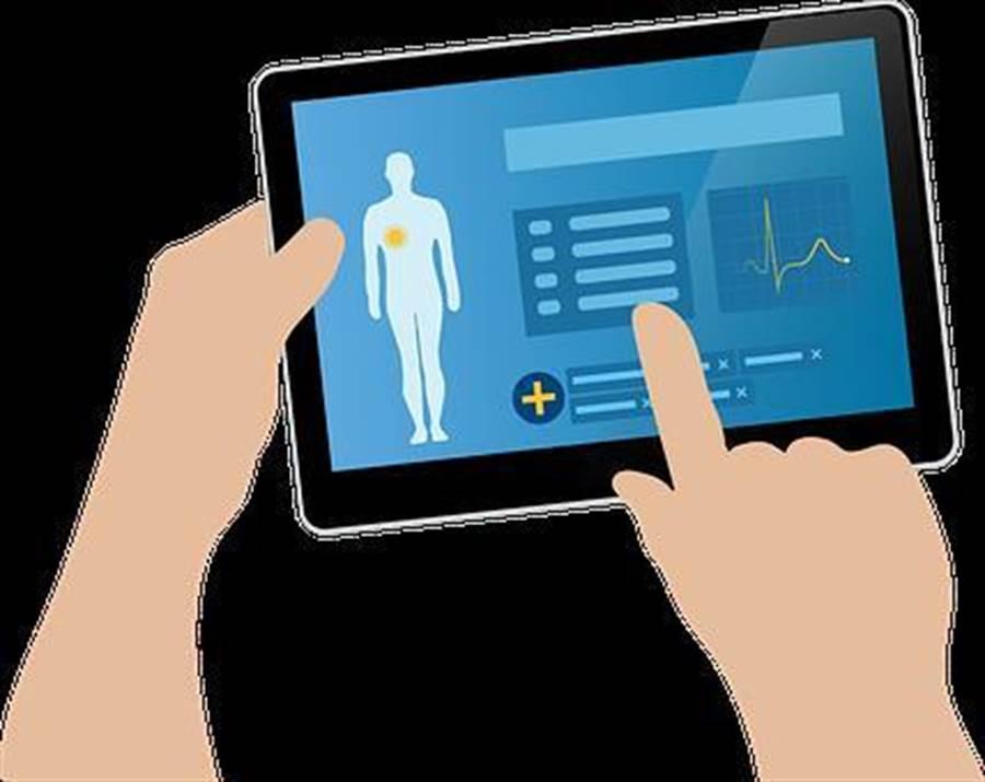 苗栗縣衛生局宣導居家檢疫者可以透過通訊診療來就診。〔衛生局提供/謝明俊苗栗傳真〕