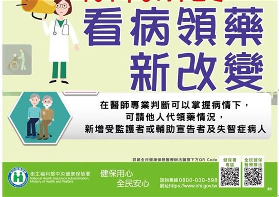 苗栗縣衛生局為應新冠肺炎疫情,慢性病患者可以改用通訊診療來就診。〔衛生局提供/謝明俊苗栗傳真〕