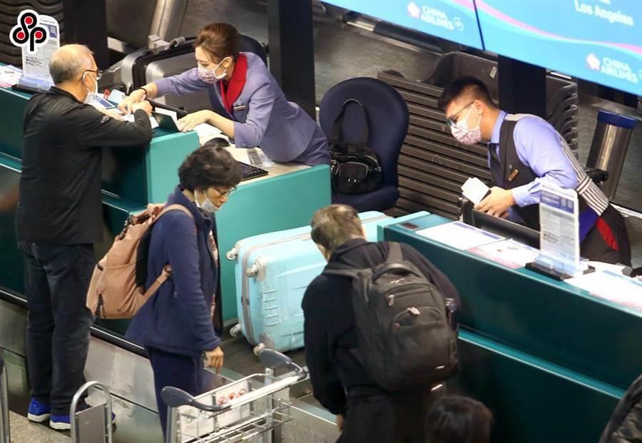 中華航空讓3月14日至4月15日購票的旅客,享有免費無限次改票的優惠。(本報系資料照)