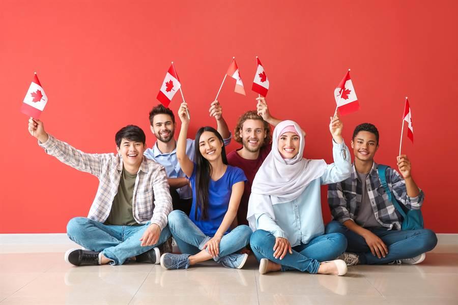 加拿大的移民表現還是相當穩定,一直是移民國家參考指標。(圖/Shutterstock)