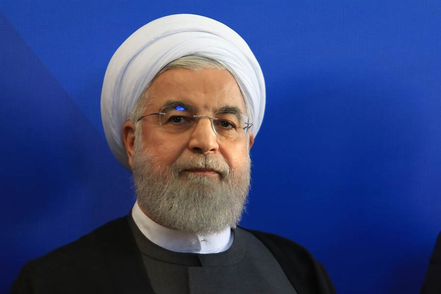 伊朗總統(圖/Shutterstock)