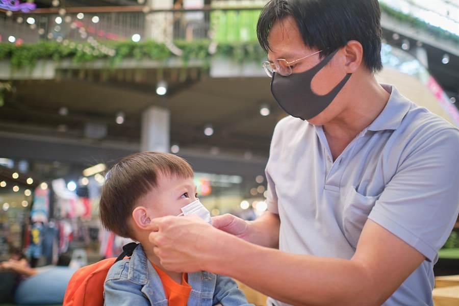 吳昌騰指出,除非是等疫苗研發出來,否則我們就是要乖乖的......戴口罩、勤洗手、保持社交距離。(圖/Shutterstock)