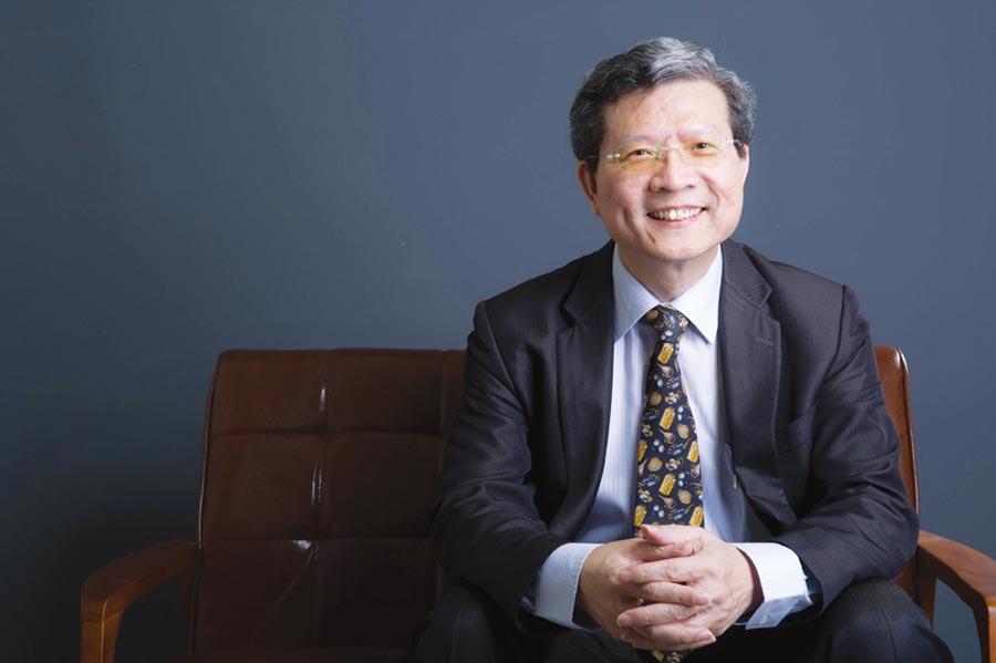 人工智能公司董事長張榮貴。圖/張榮貴提供