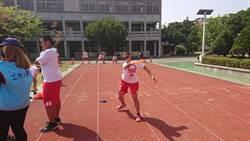 備戰2028年奧運 台南市首支國小飛盤隊成軍