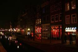 疫情延燒,阿姆斯特丹「紅燈區」爆歇業潮