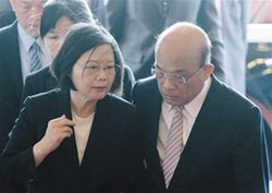 短評/蘇貞昌的東廠