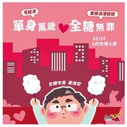 黃偉哲FB推全台最甜城市