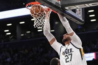 NBA》戈貝爾帶病打球 杜蘭哥罵蠢材