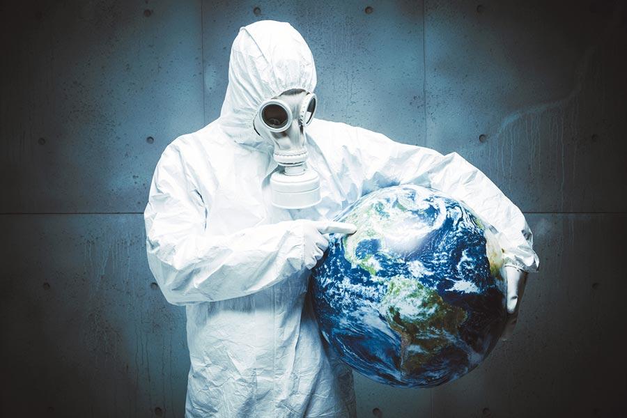 隨著科技發展,基因編輯、合成生物學等顛覆性生物技術,全球生物安全形勢愈加嚴峻。(CFP)
