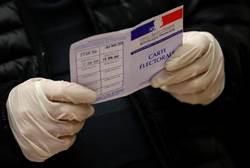 法國市長投票日 增加近千例新冠肺炎 累計5423例