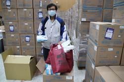 看到韓國瑜對高雄防疫重視 善心企業家捐70萬片口罩