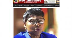 上帝對歐美的處罰!辛巴威超狂女防長言論 挨批「無知又殘酷」