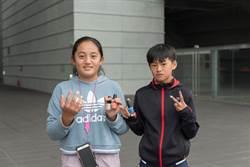 美傑仕盃網球賽 鄒族小將成明日之星